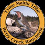 Tyme Maidu Tribe Logo